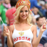 Meet Natalya Nemchinova Former Porn Star and Russia's Hottest World Cup Fan #NSFW #NatalyaNemchinova #FifaWorldCup2018