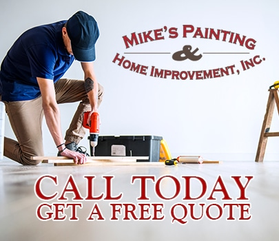 MIKES PAINTING & HOME IMPROVEMENT