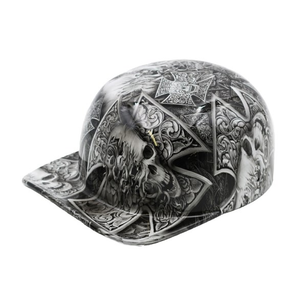 Skull and Cross Doughboy Front