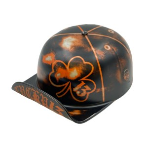 Take your luck with you on every ride with a lucky 13 2.0 doughboy lid that will take your style to a whole new level. Motorcycle Gear | Motorcycle Riding | Motorcycle Helmet | Lucky Helmet | Designer Helmets | Riding Gear | Lucky Motorcycle Helmet #lucky13 #designerhelmet