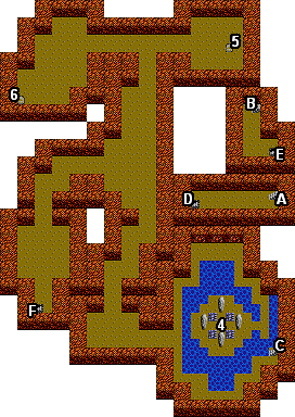 Dragon Quest 3 Map : dragon, quest, Mike's, Center, Dragon, Warrior, Noaniels