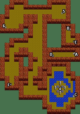Dragon Quest 3 Map : dragon, quest, Mike's, Center, Dragon, Warrior, Noaniels