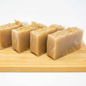 Handmade Pure Goat Milk & Honey soap San Diego
