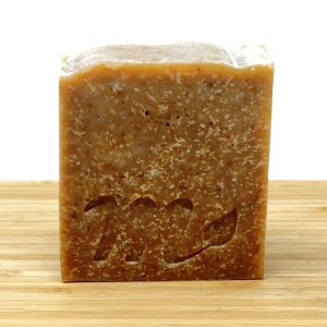 Goat's Milk, Bananas & Oats soap