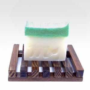 Rosemary Mint Shampoo Bar | Mike's Extraordinary Soaps