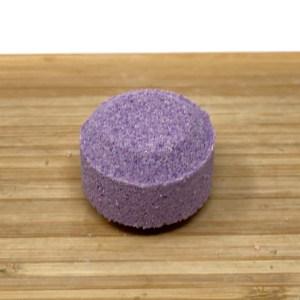 Lavender Shower Bombs / Lavender Shower Steamer Tablets