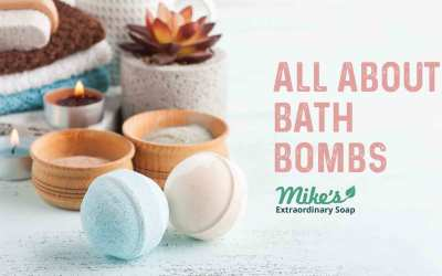 7 Things you need to know about Bath Bombs