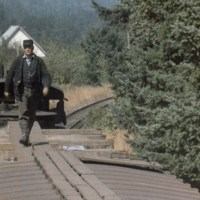 Ernest Borgnine : Nobody Rides Shack's Train.