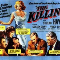 An Evil to Behold : Sherry Peatty in The Killing   (1956)