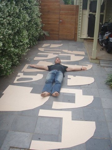 Templates in the Driveway