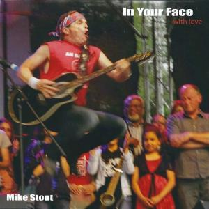 """In Your Face With Love"" Album Cover"
