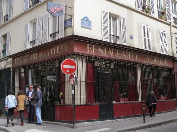 La Grille Paris Gare Du Nord