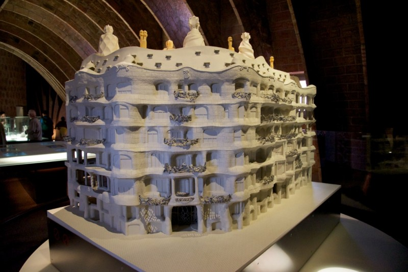 Things to do in Barcelona  Visit Gauds La Pedrera