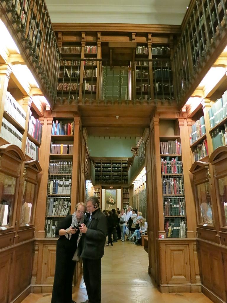 LibraryMuseum Palais Garnier Paris France