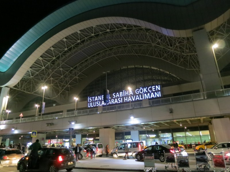 The Cheapest Way To Get From Sabiha Gokcen Airport To Taksim