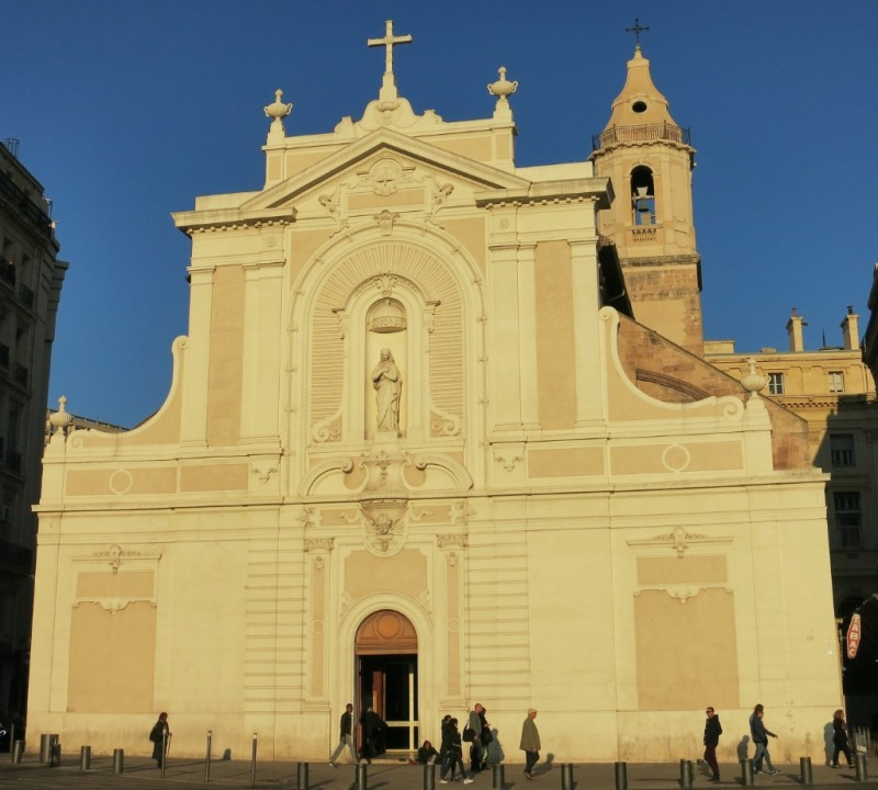 Things To Do In Marseille Visit The Church Of Saint Ferreol
