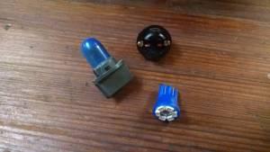 XJ cluster LED