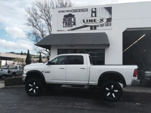 Dodge Ram Linex and Lift