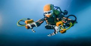 Stanford's Robotic Diver