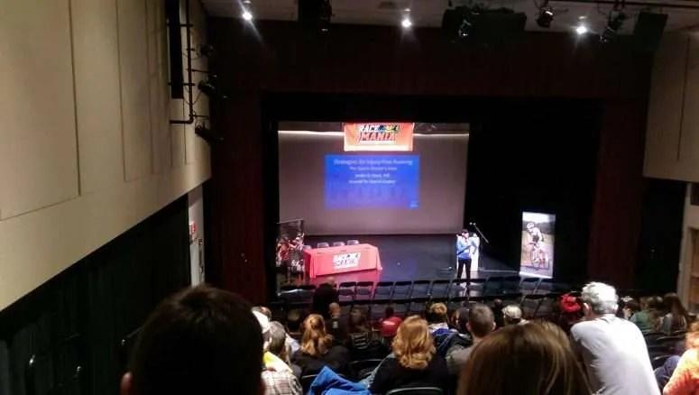 Race-Mania Dr Jordan Metzl seminar