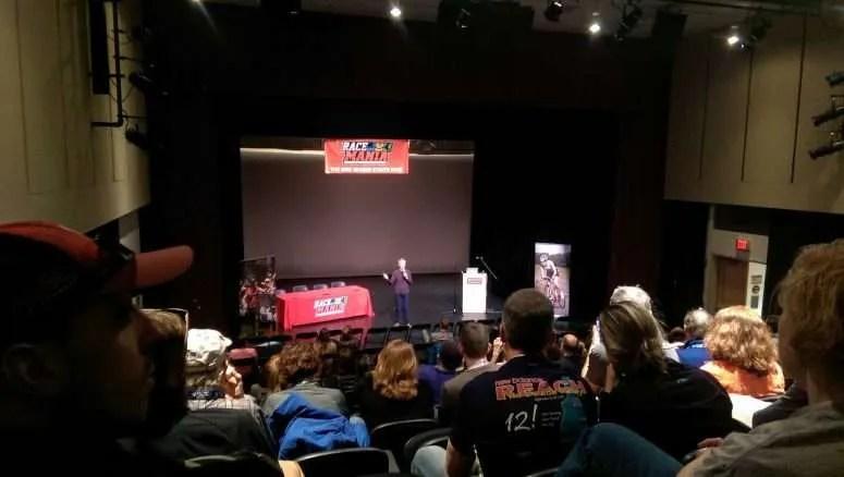 Race-Mania Mark Allen seminar