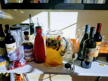 The dangerous holiday punch