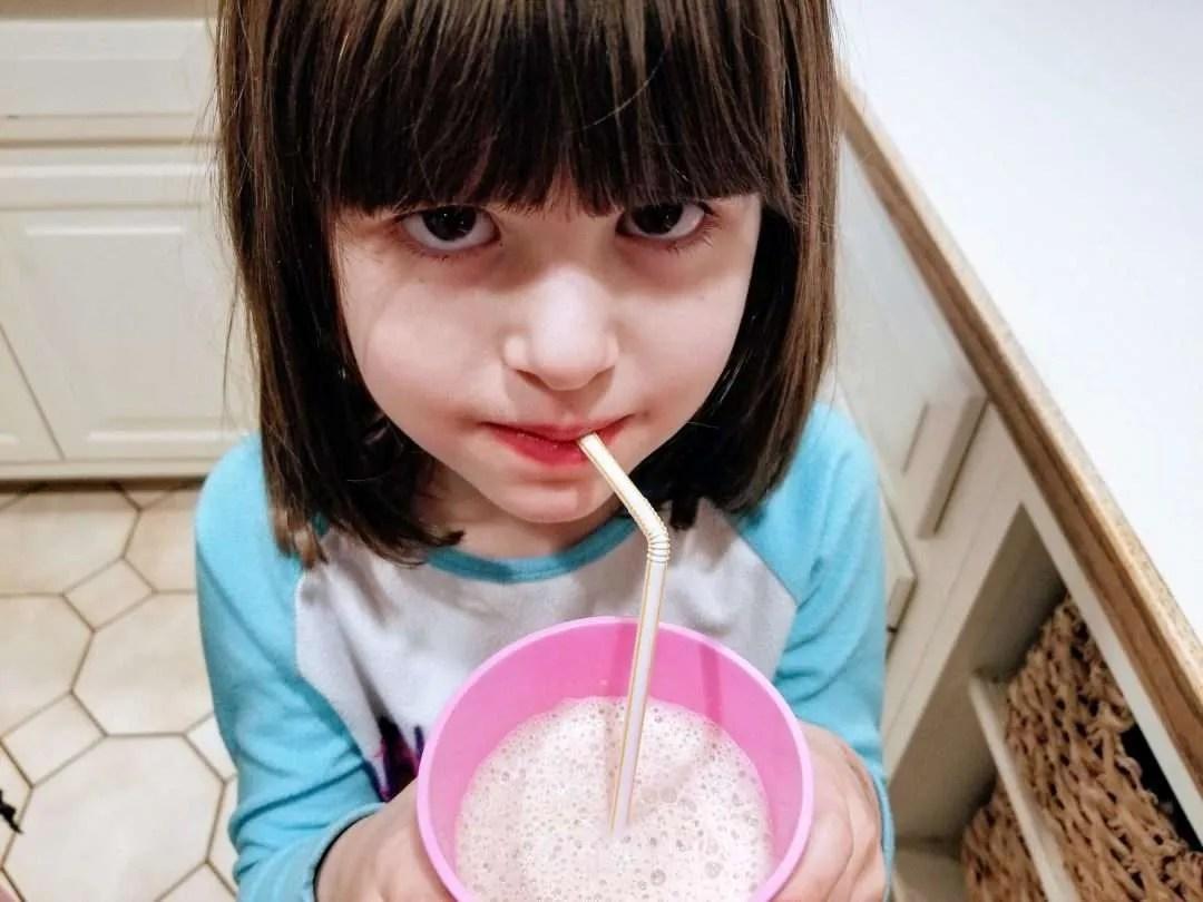 Scenes from Saturday + Bedtime Milkshakes