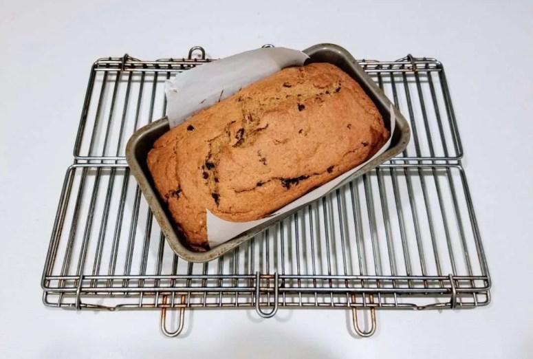 delicious nutritous spelt banana pumpkin bread recipe