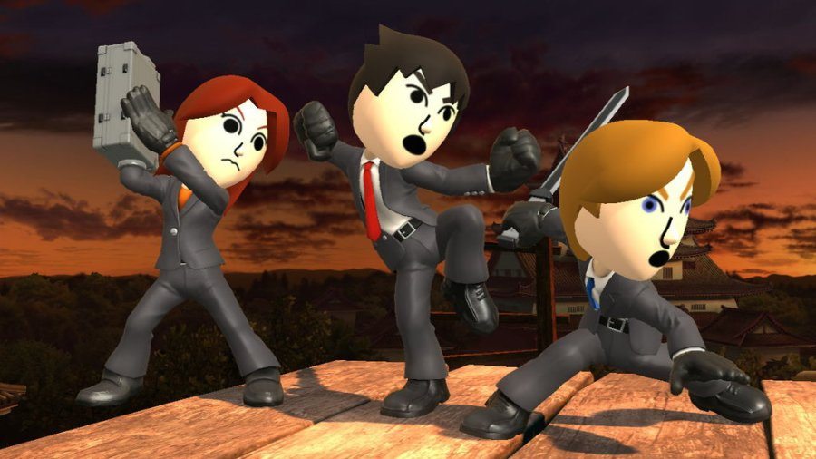 mii_fighter_trio___badass_suits_by_comicmasteralex-d9cjqb8