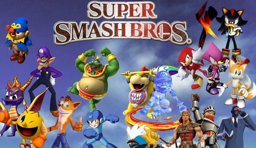 super-smash-bros-4-release-date