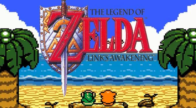 Link's Awakening Hyrule Warriors DLC Reminder - Miketendo64! By