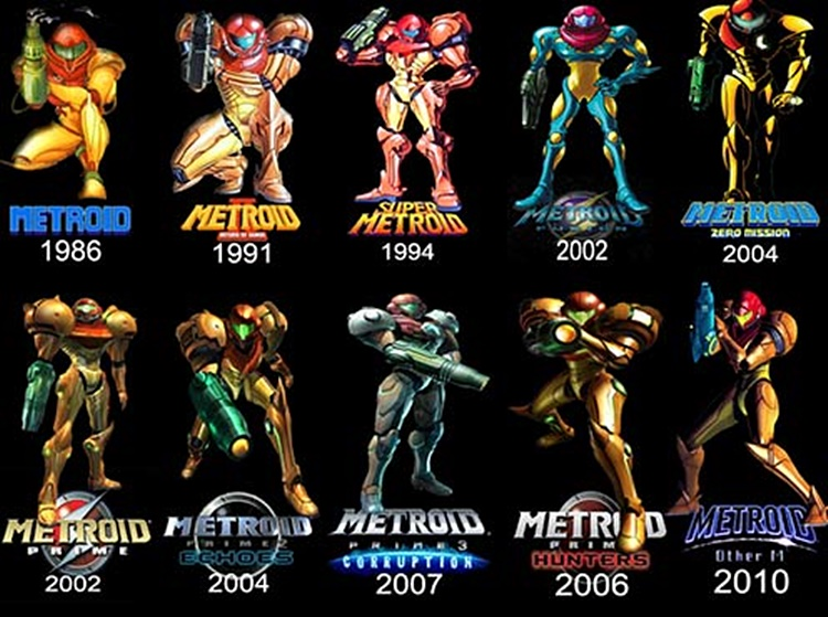 the-evolution-of-samus-aran