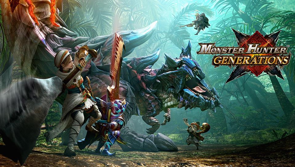 Switch Review] Monster Hunter Generations Ultimate (#624