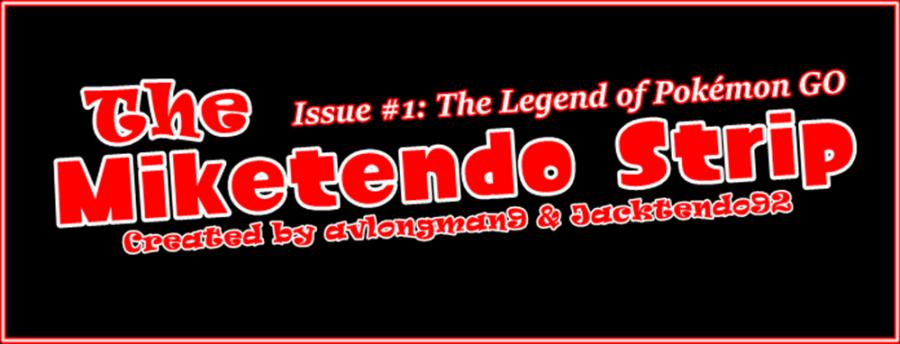 Miketendo Strip Banner #1