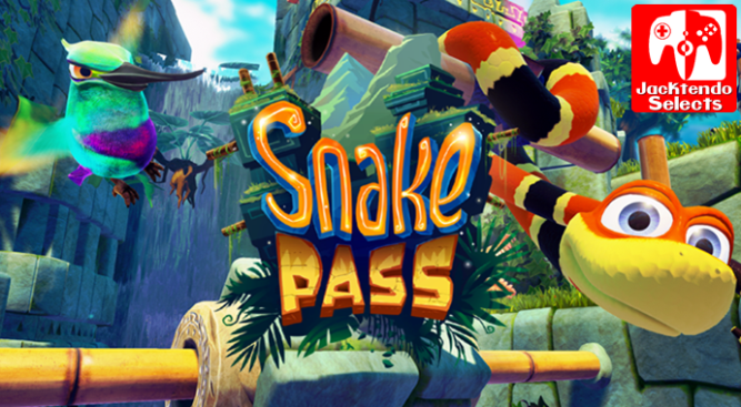 Jacktendo Selects - Snake Pass