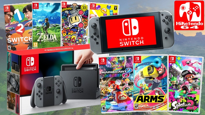 Switch Feature 2
