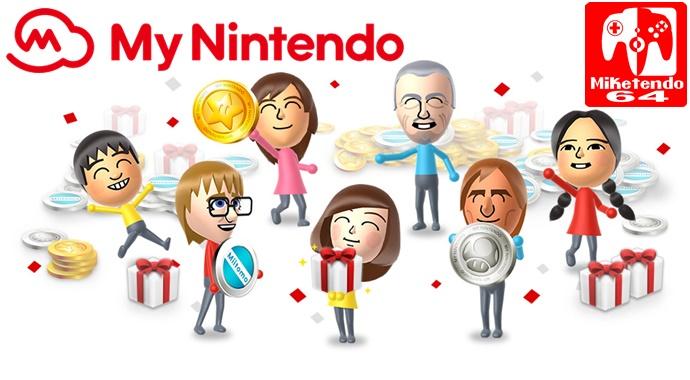 My Nintendo No Longer Offers Switch Rewards
