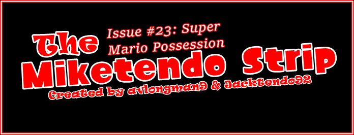 Miketendo Strip Banner #23