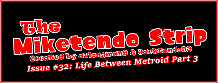 Miketendo Strip Banner #32