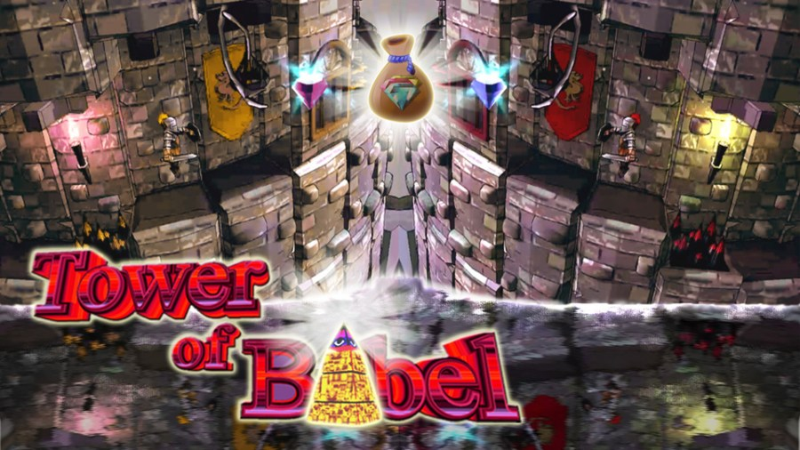 Tower of Babel Banner