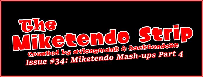 Miketendo Strip Banner #34