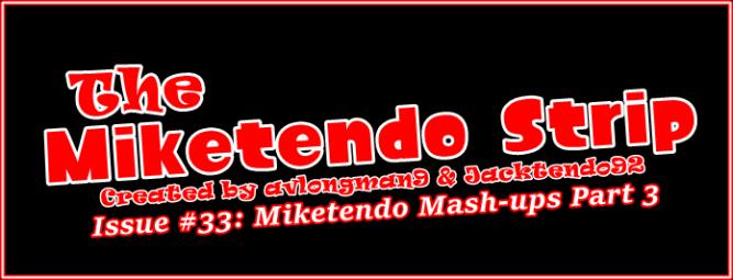 Miketendo Strip Banner