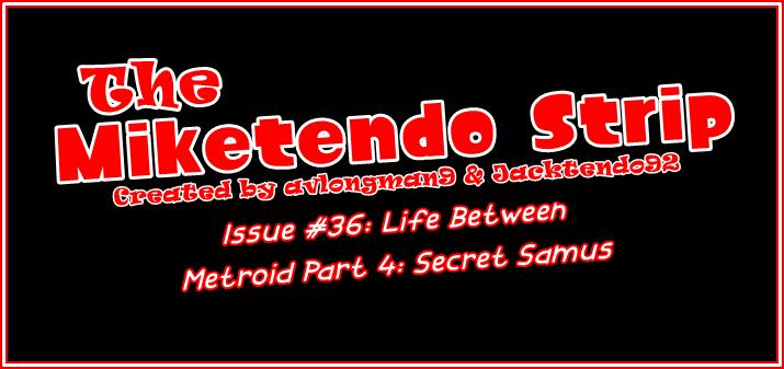 Miketendo Strip Banner v2018 #36