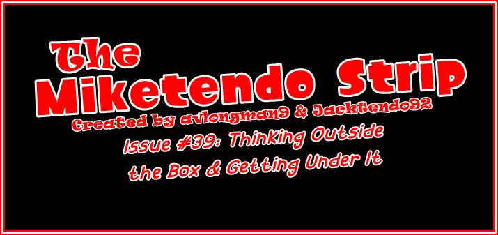 Miketendo Strip Banner v2018 #39