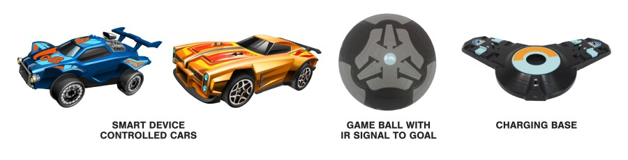 Rocket League To Get New Toy Range