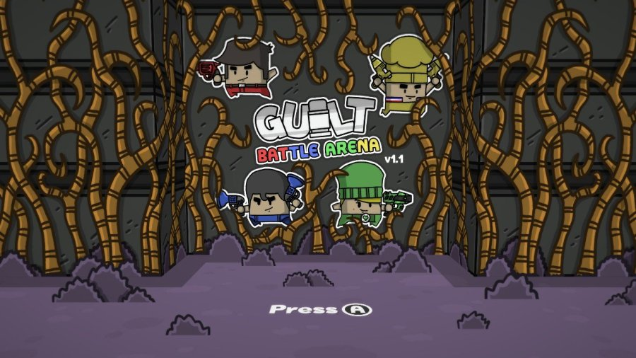 Guilt Battle Arena Switch Review
