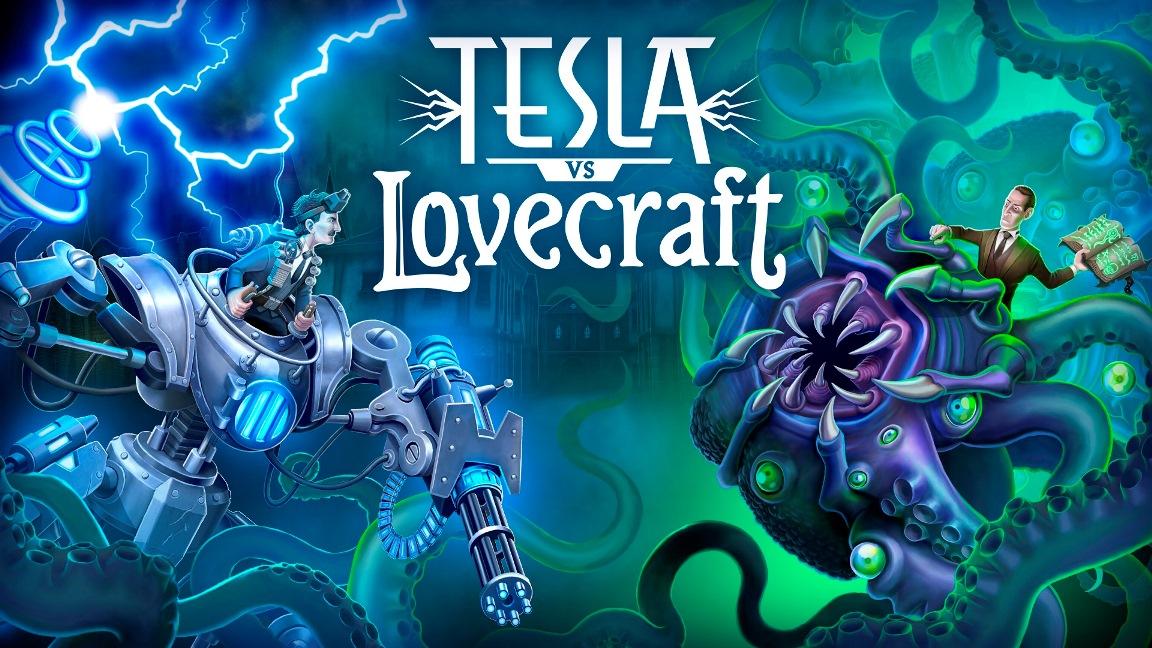 [Review] Tesla Vs Lovecraft (Nintendo Switch)
