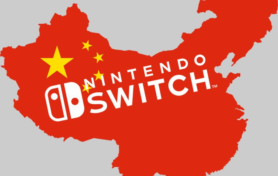 Nintendo on Chinese Market