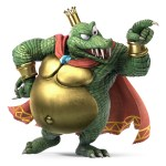 King K. Rool Smash Bros Ultimate