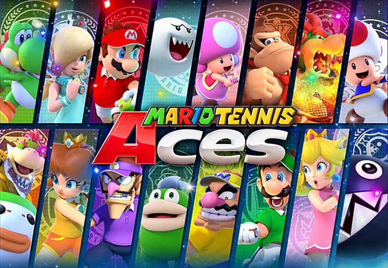 Mario Tennis Aces version 1.1.1
